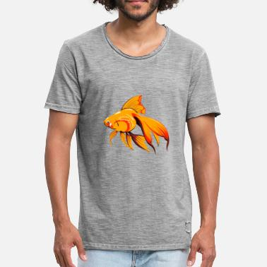 Goldfish goldfish - Men's Vintage T-Shirt