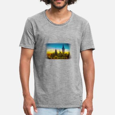 Bourgas Wernigerode - T-shirt vintage Homme