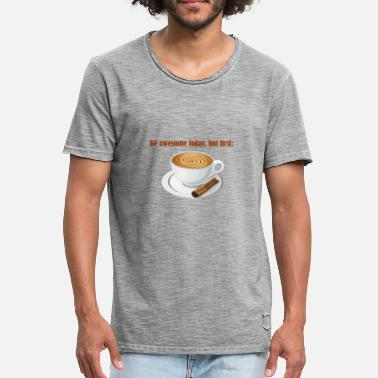 Awesome Today Coffee - Men's Vintage T-Shirt