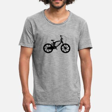 Skate Park BMX / Bike / bicycle design for Skate Park Biker - Men's Vintage T-Shirt