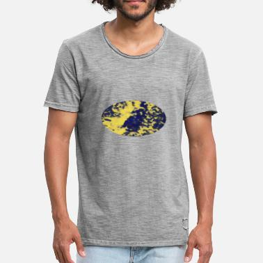 Milky Way milky Way - Men's Vintage T-Shirt