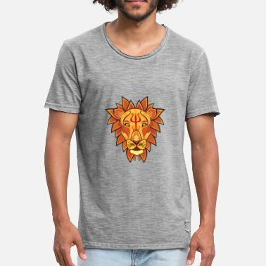 Lion Lioness Lion - Men's Vintage T-Shirt