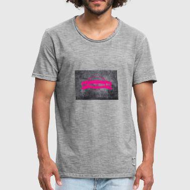 Poster poster - Mannen Vintage T-shirt