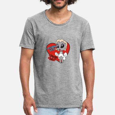 Penny Penny - Marilyn Qui? - T-shirt vintage Homme