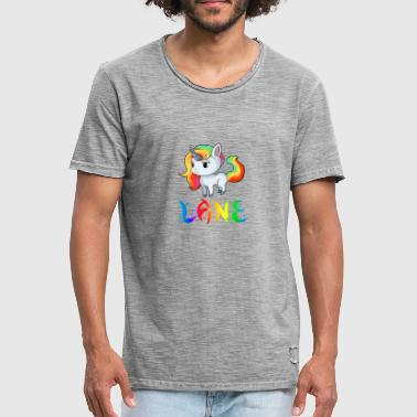Unicorn Lane - Men's Vintage T-Shirt