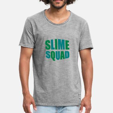 Sludge slime squad - Men's Vintage T-Shirt