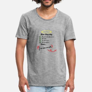 Dressing dressing - Men's Vintage T-Shirt