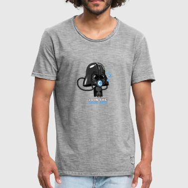 Join The Dark Side Join the dive side - Men's Vintage T-Shirt