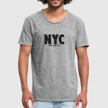 NYC - Men's Vintage T-Shirt