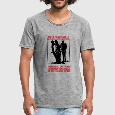 Los Extraditables - Men's Vintage T-Shirt