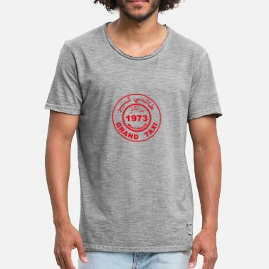 Grand Taxi Grand taxi Marrakech - T-shirt vintage Homme