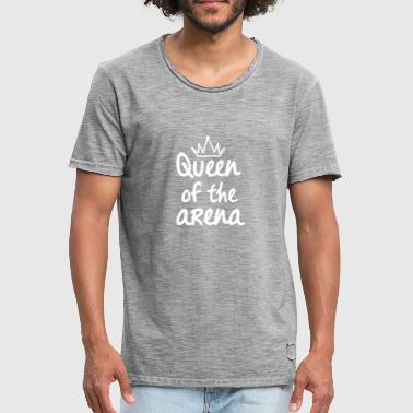 Arena Sport Queen arena - Men's Vintage T-Shirt