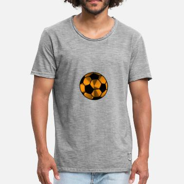 Terminator Football Terminator - Men's Vintage T-Shirt