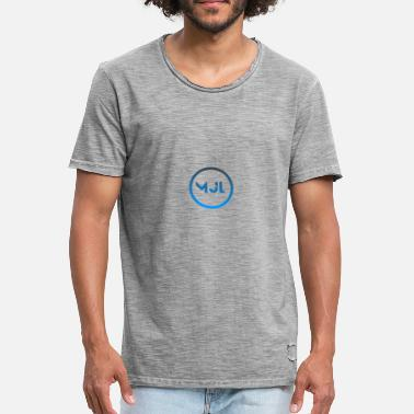 Shop MJL SIrKLE 2 - Vintage T-skjorte for menn