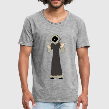 Nathan Nathan nightmare - Men's Vintage T-Shirt