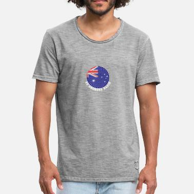 Basin St Georges Basin - Men's Vintage T-Shirt
