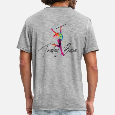 Twirling Baton TWIRLING BATON 4 - T-shirt vintage Homme