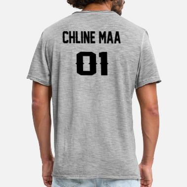 Little Man Chline Maa, little man - Men's Vintage T-Shirt