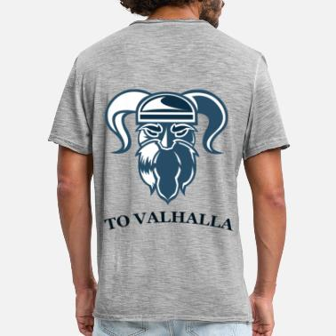 Ivar viking valhalla - Men's Vintage T-Shirt