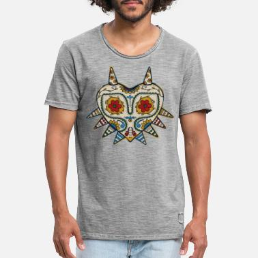 Gaming Collection majoras mask - T-shirt vintage Homme
