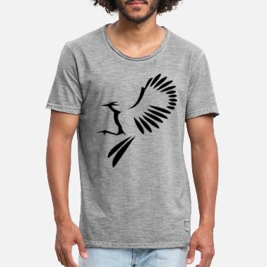 Bird Illustration Bird illustration - Men's Vintage T-Shirt