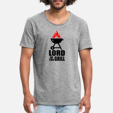 Grill lord of the grill - Men's Vintage T-Shirt