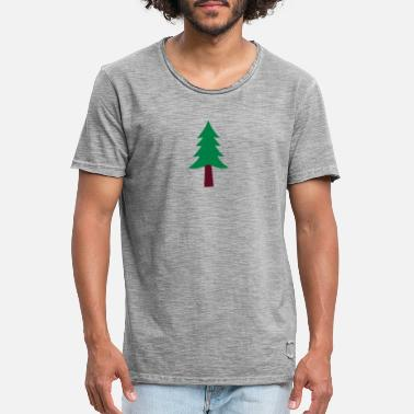 Sapin - T-shirt vintage Homme