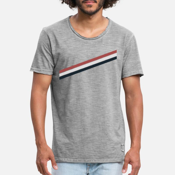 hvordan bleke t skjorter med mønster