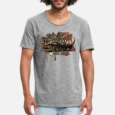 Air Race Bel-Air Racing - Men's Vintage T-Shirt