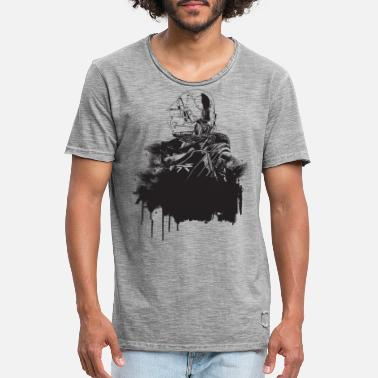 Gaming Collection Titan Destiny - Mannen vintage T-shirt