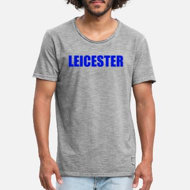 Leicester Leicester - Men's Vintage T-Shirt