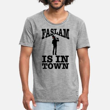 Harburg Faslamisintown - Men's Vintage T-Shirt