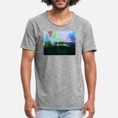 Reichstag Couleurs Reichstag - T-shirt vintage Homme