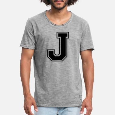 Jacob j - Men's Vintage T-Shirt