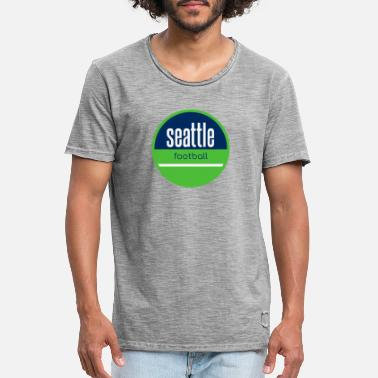 Seattle Seahawks Seattle football - Men's Vintage T-Shirt