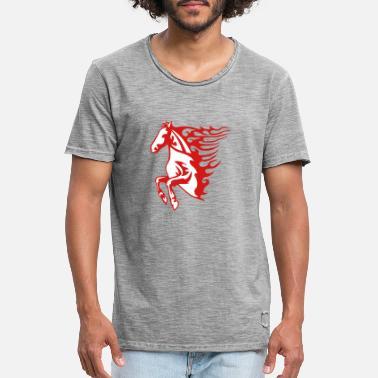 T Shirts Cheval Art à Commander En Ligne Spreadshirt