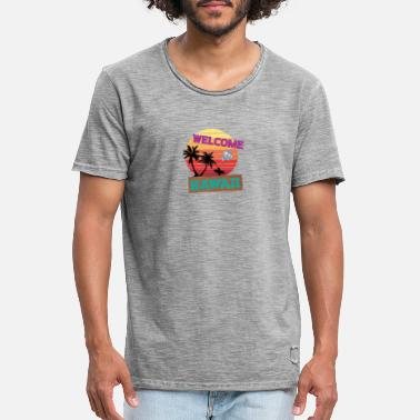Hawaii - Men's Vintage T-Shirt