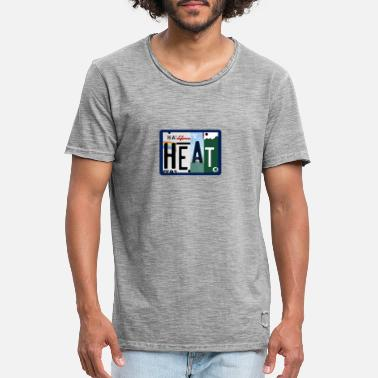 Heat Heat - Men's Vintage T-Shirt