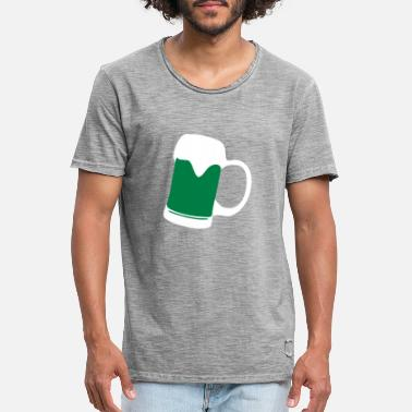 Irish Beer Irish Beer - Men's Vintage T-Shirt