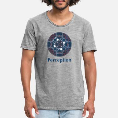 Perception Perception - Men's Vintage T-Shirt