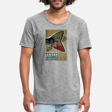 Out of Scale - Men's Vintage T-Shirt