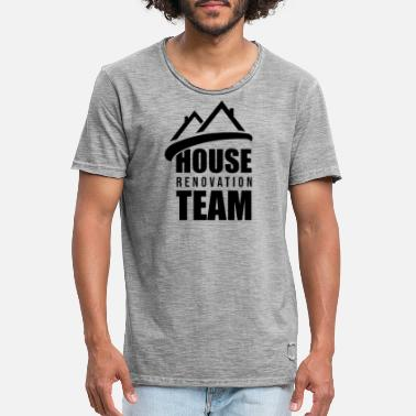 Renovate Renovate Renovation Renovate House Renovate - Men's Vintage T-Shirt