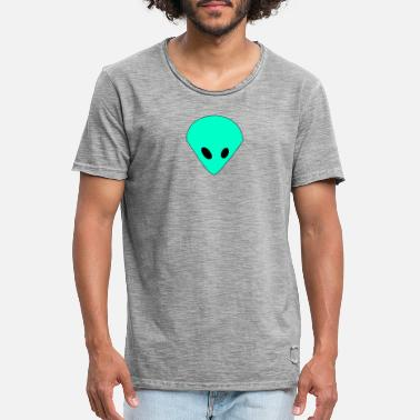 Martian Martian - Men's Vintage T-Shirt
