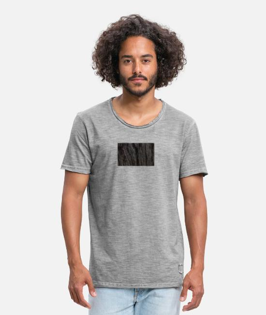 Alphabet T-Shirts - My initials - Men's Vintage T-Shirt vintage grey