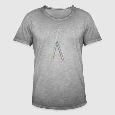 ladder - Men's Vintage T-Shirt