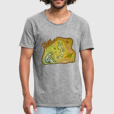 Katt Willow - Men's Vintage T-Shirt