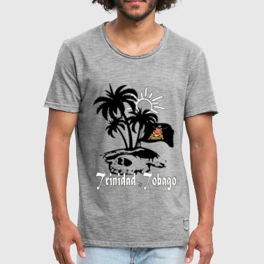 Trinidad and Tobago - Männer Vintage T-Shirt