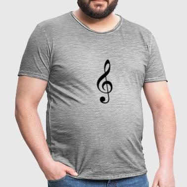 clef - Men's Vintage T-Shirt