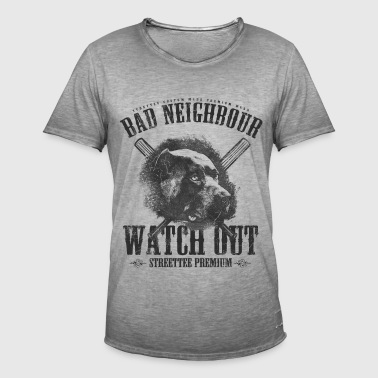 Bad Neighbour - Men's Vintage T-Shirt