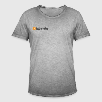 Bitcoin - Men's Vintage T-Shirt
